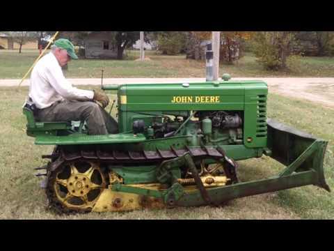 1950 John Deere MC crawler - Lot 11