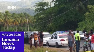 Jamaica News Today May 24 2020/JBNN
