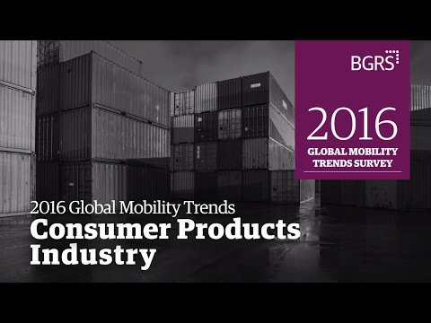 2016 Global Mobility Trends - Consumer Products