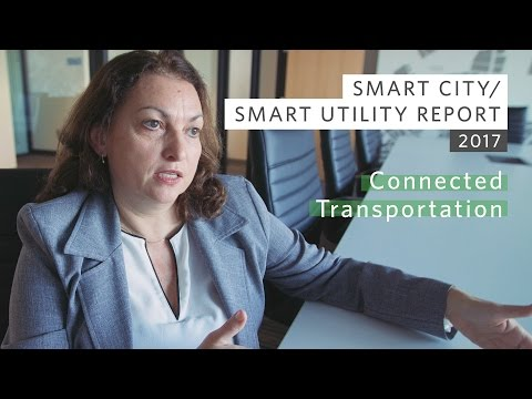 Smart City/Smart Utility: Connected Transportation