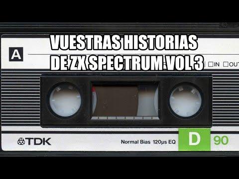ZX SPECTRUM: VUESTRAS HISTORIAS VOL 3