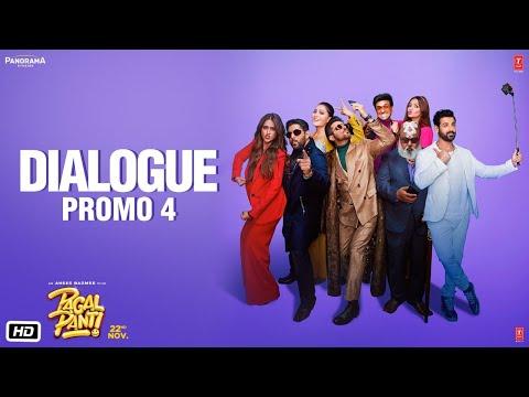Pagalpanti: (Dialogue Promo 4) | Anil, Urvashi, John, Arshad, Ileana, Pulkit, Kriti