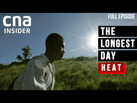 Asia Heats Up: When Global Warming Becomes Deadly | The Longest Day | Climate Change