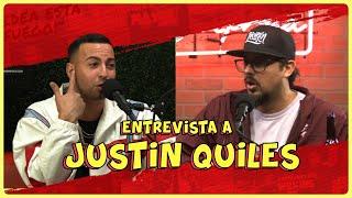 A Justin Quiles lo iban a prender cuando trabajaba en Aguadilla