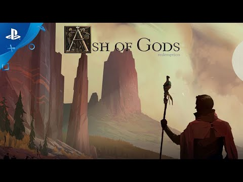 Ash of Gods: Redemption- Release Date | PS4