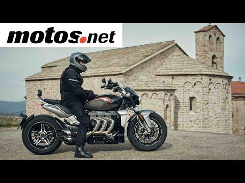 Triumph Rocket3 GT / Prueba / Test / Preview en español