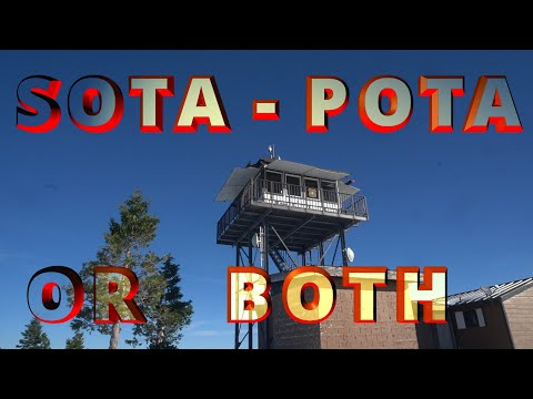 Do you like to do SOTA or POTA?  Maybe just do both!