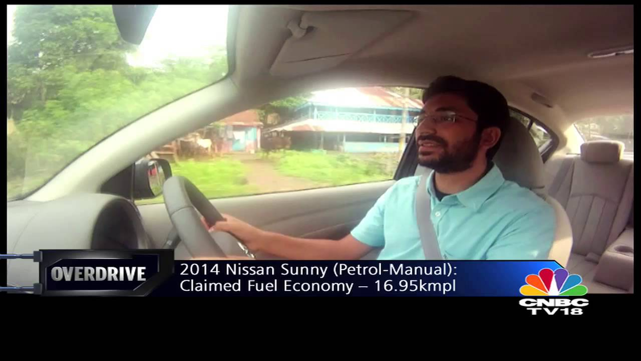 2014 Nissan Sunny - First Drive Review