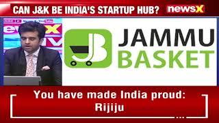 Jbackslashu0026K Start-up backslashu0026 Innovation Industry Emerges   Young Kashmiri Entrepreneurs On NewsX   NewsX - NEWSXLIVE