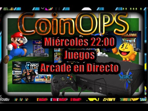 ➡ Juegos de Arcade Parte #4 ⬅