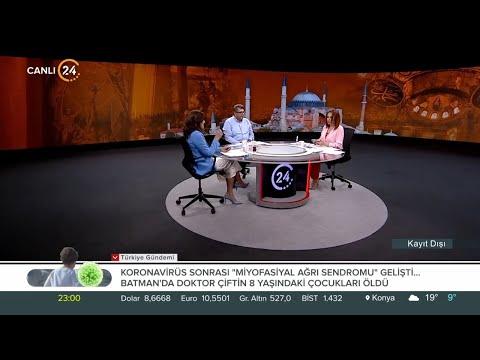 Beyza Hakan ile Kayıt Dışı / Ahit Sandığının Sırları – Erhan Altunay ve Elif Uluğ – 05 06 2021