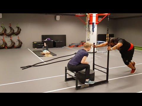 Möt två gymmare