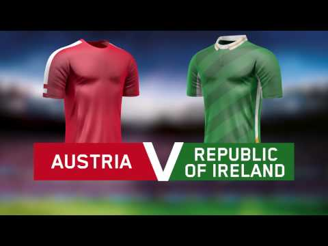 World Cup 2018 qualifiers: Austria v Republic of Ireland