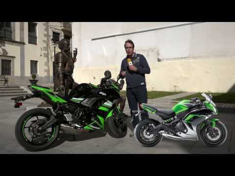 Motosx1000 : Test Kawasaki Ninja 650