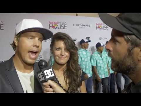 DC SHOES: ON THE RED CARPET AT THE FOURTH PHASE LOS ANGELES PREMIERE