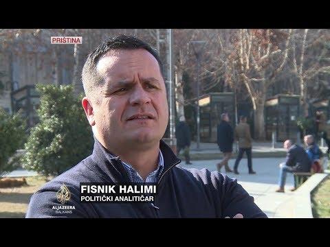 Halimi: Problem Kosova i Srbije postao problem vanjske politike SAD-a