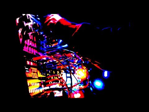 Rheyne - Sequenced Jam #66 (Live Modular Synth Performance)