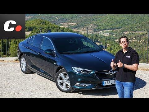 Opel Insignia Grand Sport 2017 | Prueba / Test / Review en español | coches.net