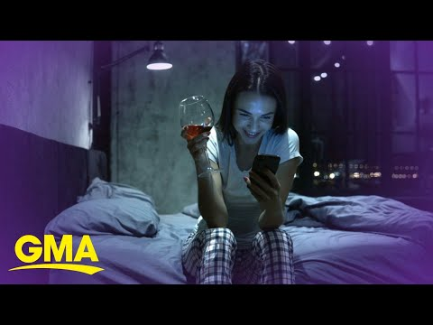 Quarantine dating from home | GMA