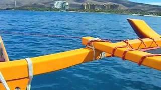 Hawaiian Sailing Canoe Adventure with Disney Aulani