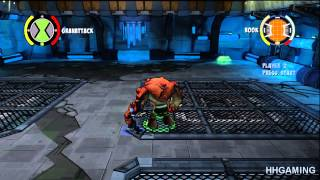 Ben 10 Omniverse - walkthrough part 8 episode 8