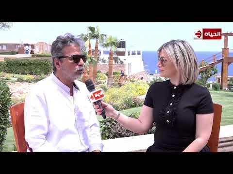 عين - الفنان جمال عبد الناصر يتحدث عن مشاركته في مسلسل حكايتي