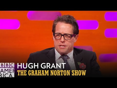 Hugh Grant Fired His Agent Over This One Thing - The Graham Norton Show