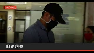 Jueza dicta prisión preventiva para el piloto Franklin Lara