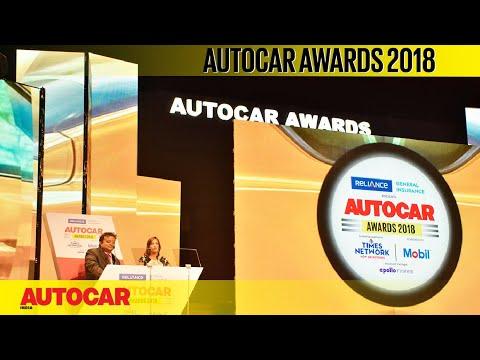 2018 Autocar Awards Highlights   Autocar India
