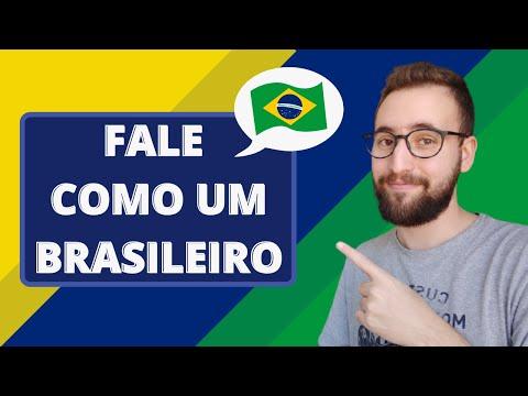 Expressões para você falar como um brasileiro | Vou Aprender Português