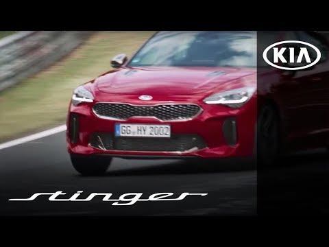 Test drive al Nürburgring | Nuova Kia Stinger | Kia