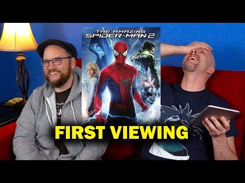 The Amazing Spider-Man 2 - First Viewing