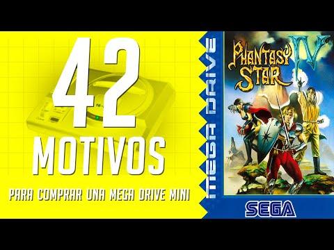 Phantasy Star IV. 42 motivos para comprar una Mega Drive Mini. (25/42)