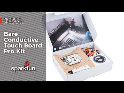 Product Showcase: Bare Conductive Touch Board Pro Kit