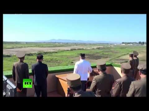 Северная Корея успешно испытала новую систему ПВО