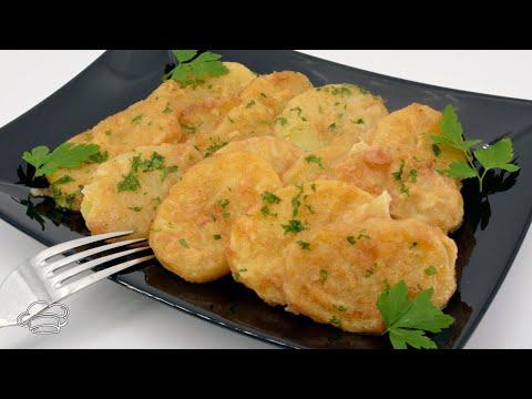 Como hacer patatas a la importancia o patatas rebozadas
