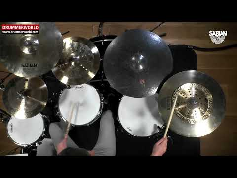 Ralf Gustke: Guadaloop - great Studio Drumming..
