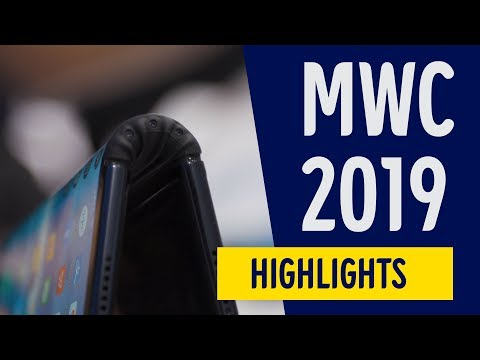MWC 2019 -messujen parhaimmistoa - Gigantti