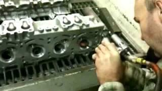 22RE head porting, Putney's Custom Machine