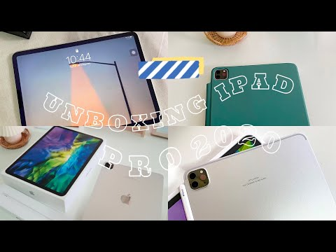 Unboxing-ipad-pro-2020-:-แกะกล