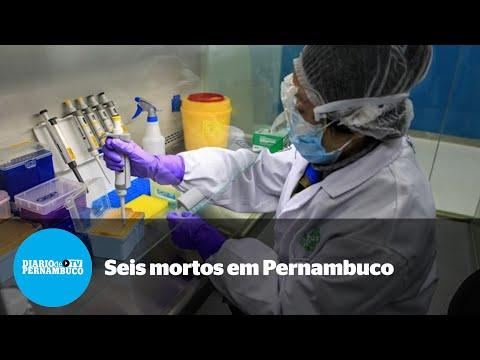 Coronavírus em Pernambuco - resumo de 30/03/2020
