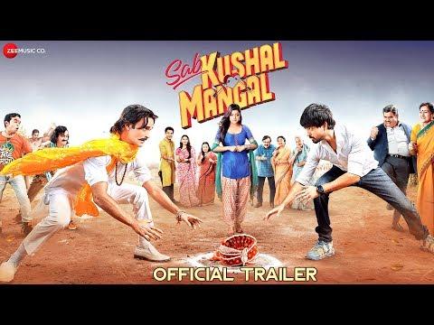 Sab Kushal Mangal - Official Trailer | Akshaye Khanna, Priyaank Sharma