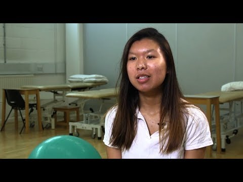 Karen, Hong Kong | Physiotherapy international student
