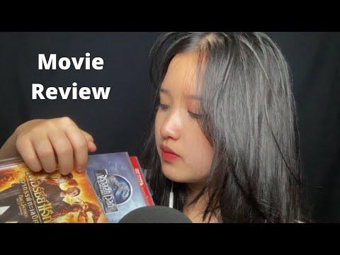 [Thai-ASMR]🎬-แนะนำภาพยนต์จากคอ