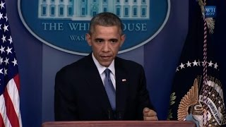 Obama: Sony wrong to pull movie over hackers' threats