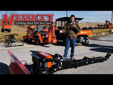 How to install Kubota Grand L6060 L4554 auto hitch and sub-frame Picture