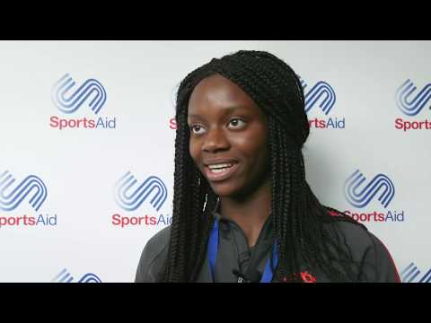 Netball prodigy Funmi Fadoju targeting World Cup and Commonwealth Games success