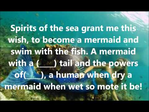Download Youtube to mp3: Mermaid Spell