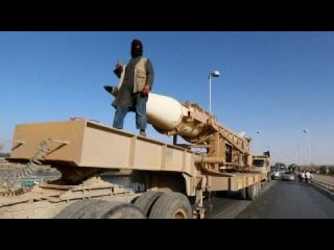 Iraqi army drives ISIS from the city of Rawa