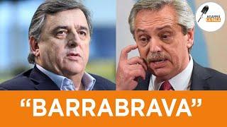 Se le plantan al títere: Negri le responde a Alberto tras sus críticas sobre la oposición